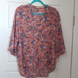 Liberty Love Floral Top